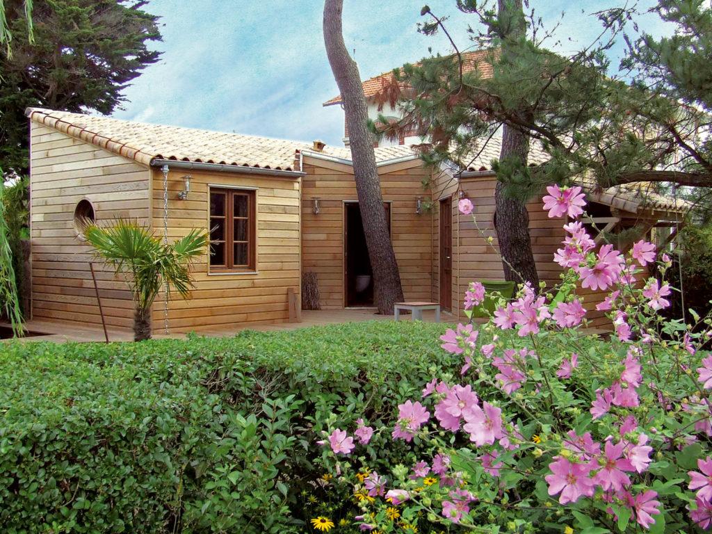 Maison réalisée par l'architecte Nathalie Lambert
