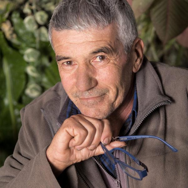 Portrait de Jean-Luc de Secrets de jardin