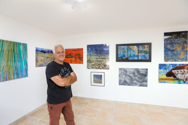 Markus Fauvelle, photographe à la Galerie Plaine à St-Palais-sur-Mer