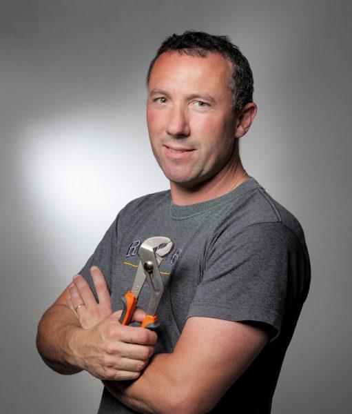 Portrait Loïc Claverie de l'Eau Services