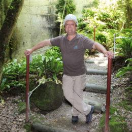 Stéphane MAJEAU responsable du pôle Nature de la Pierre de Crazannes