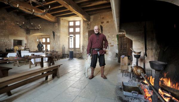 Frédéric Barallier du Château de Pisany
