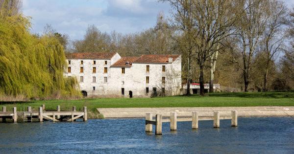 Le Moulin de la Baine à Chaniers