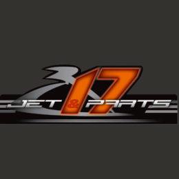 Logo seventeen jet & parts à Saujon