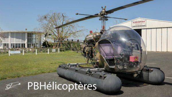 PB Hélicoptère Aérodrome de Royan-Médis