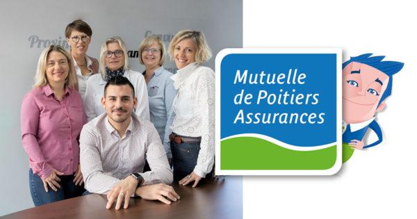 Equipe de la Mutuelle de Poitiers à Saujon