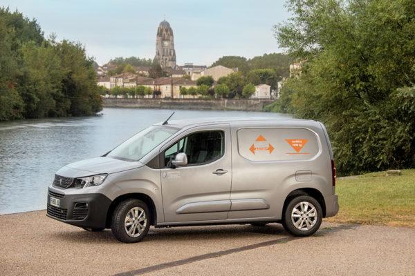 Peugeot Partner Clara Saintes