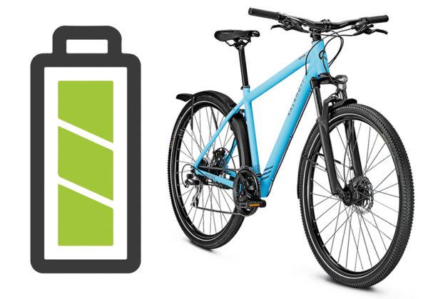 Vélo à assistance électrique Cycle Elec