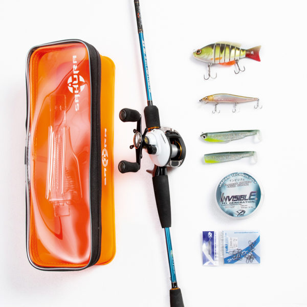 Le kit de pêche au brochet Alcédo