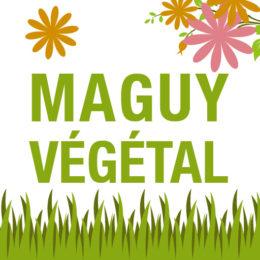 Logo Maguy Vegetal Horticulture