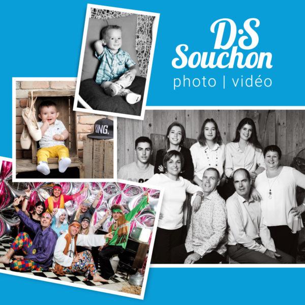 DS Souchon studio photo - Shooting enfant et en famille