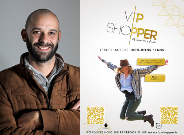 VIP Shopper - Application Mobile de promo
