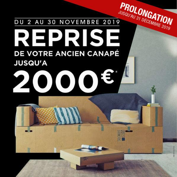 Promo Tousalon Angoulême Royan Noël 2019