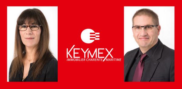 Frédéric et Emmanuel Delantes, agents Keymex
