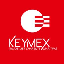 Logo Keymex Immobilier Charente-Maritime