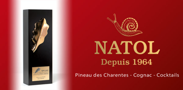 Pineau Cognac Natol, Prix d'excellence Paris 2020