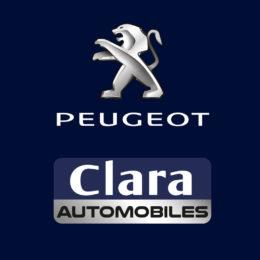 Logo Peugeot Clara Automobiles à Saintes